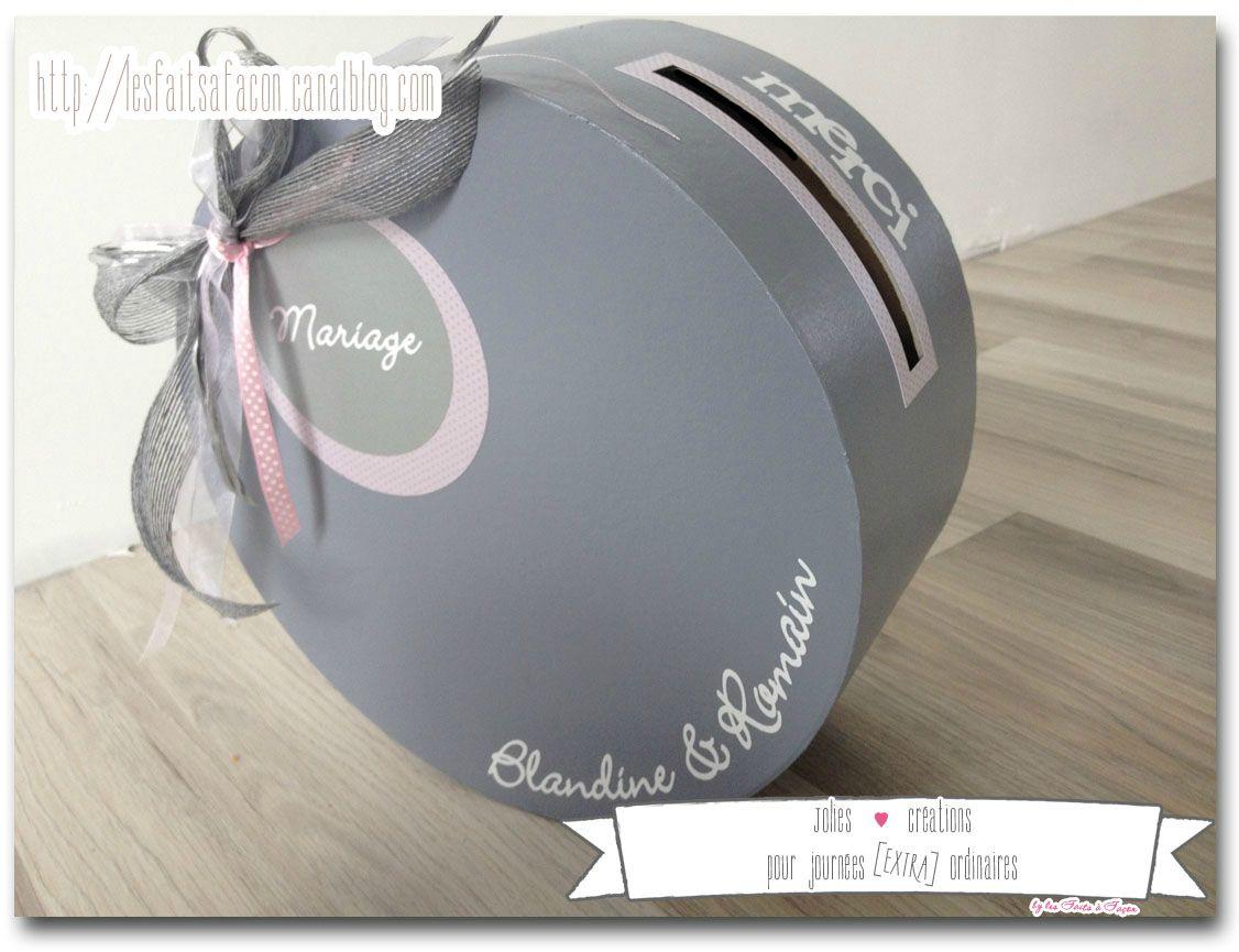 livre d 39 or rond et urne cadeau gris et rose jolies cr ations le blog des faits fa on. Black Bedroom Furniture Sets. Home Design Ideas