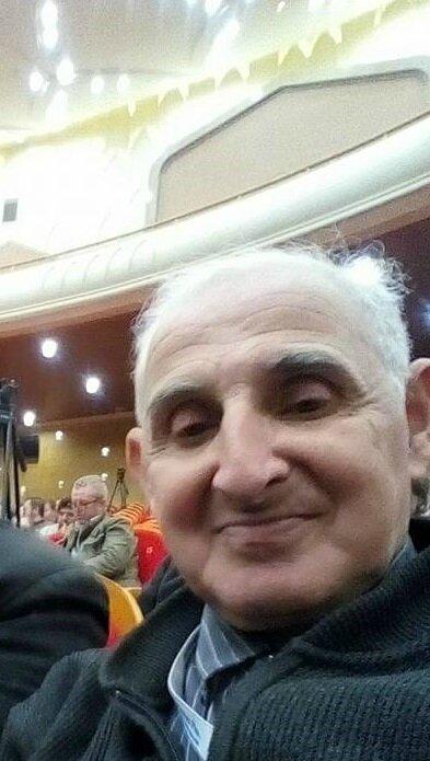 Hommage à un ami... Djelloul Kaci, un dingue de l'art...