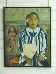 Tableau Gauguin F