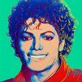 Un portrait de michael jackson par warhol adjugé pour