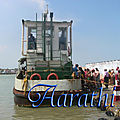 Ferry to Vivekananda Rock