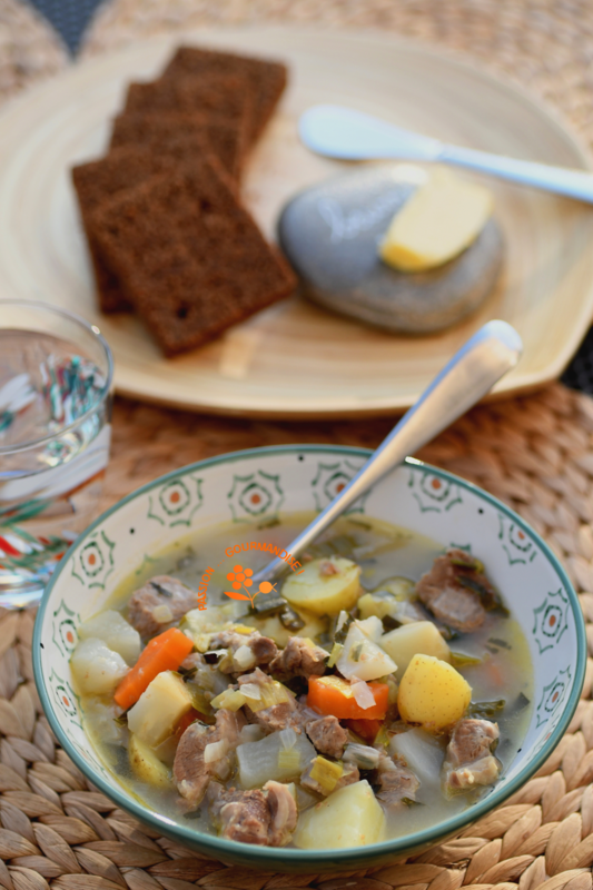 KJÖTSÚPA, soupe islandaise à la viande_2