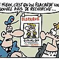Disparue