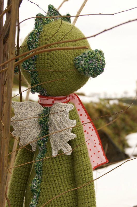 Arthur dragon crochet 07