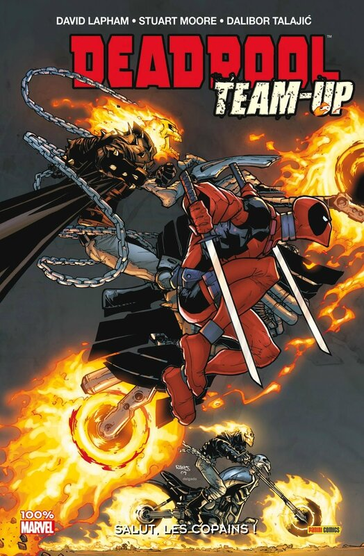100% deadpool team-up 1
