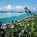 TAHITI 2016 Série 5 - L'île de MAUPITI
