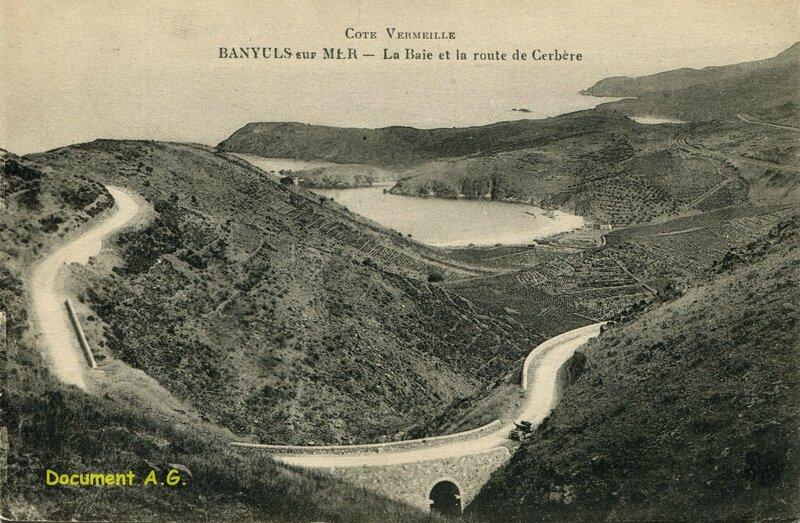 376 La Baie et la route de Cerbère