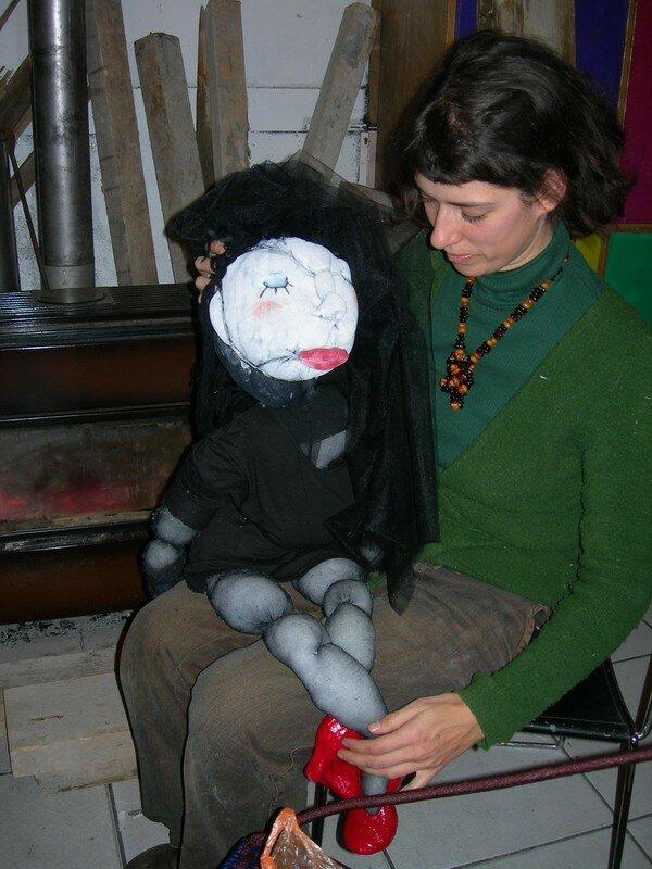 alessandra femme-marionnette