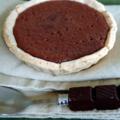 Tartelettes au chocolat de kiki, adaptée sans blé