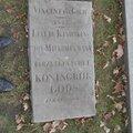 Zundert - protestants kerkje - graf Vincent 1 -PB297129
