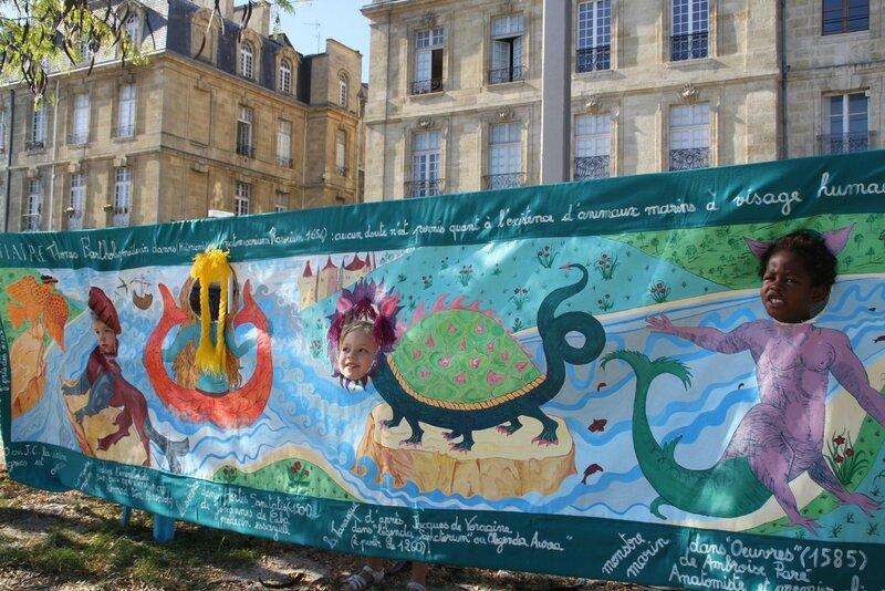 pseud'eau Bestiaire_Bordeaux-quais