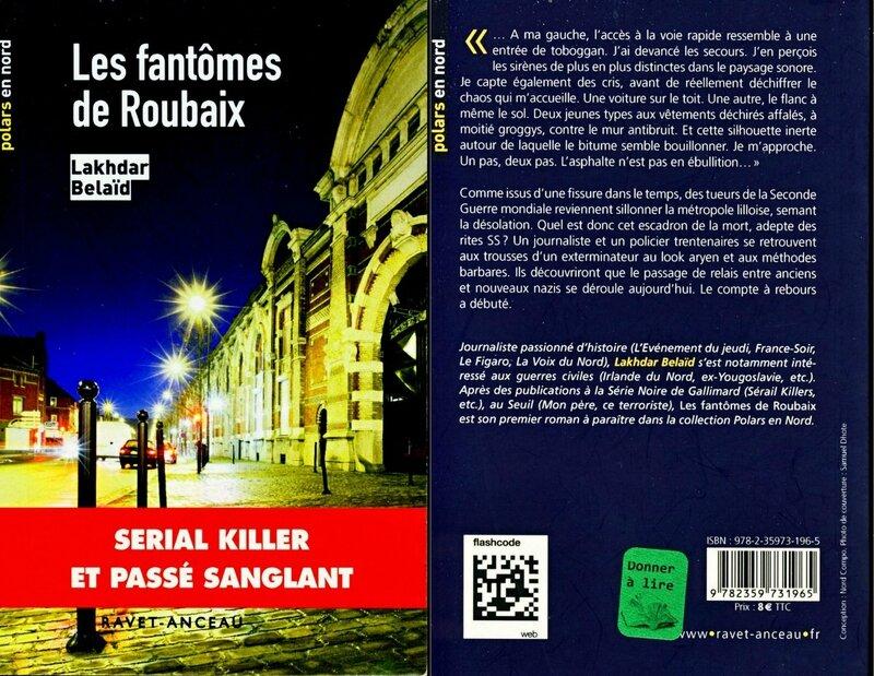 Les fantômes de Roubaix - Lakhdar Belaïd