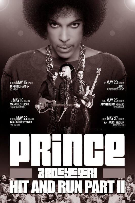 PRINCE & 3RDEYEGIRL-MAY