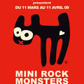 Mini rock monsters