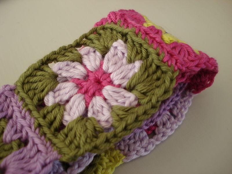 2ème granny crochet