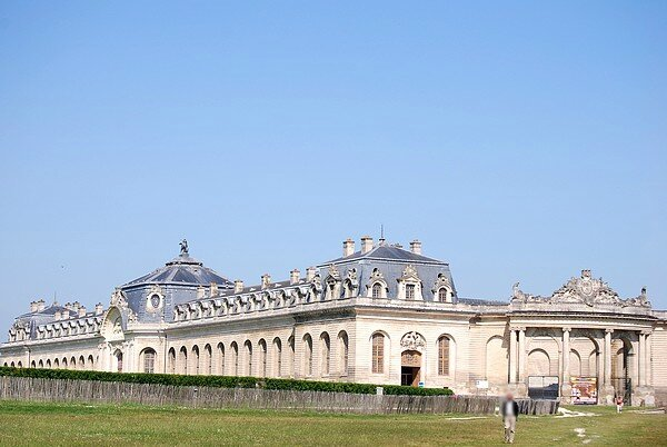 LES ECURIES CHATEAUX DE CHANTILLY