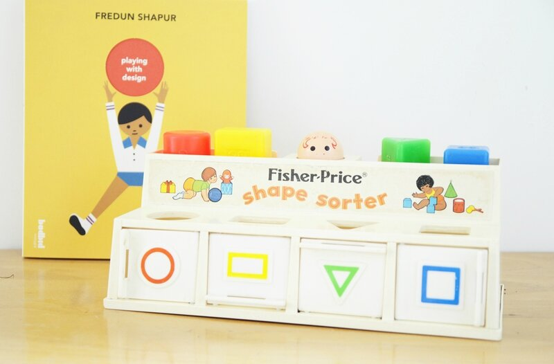 shapesorter fisher price