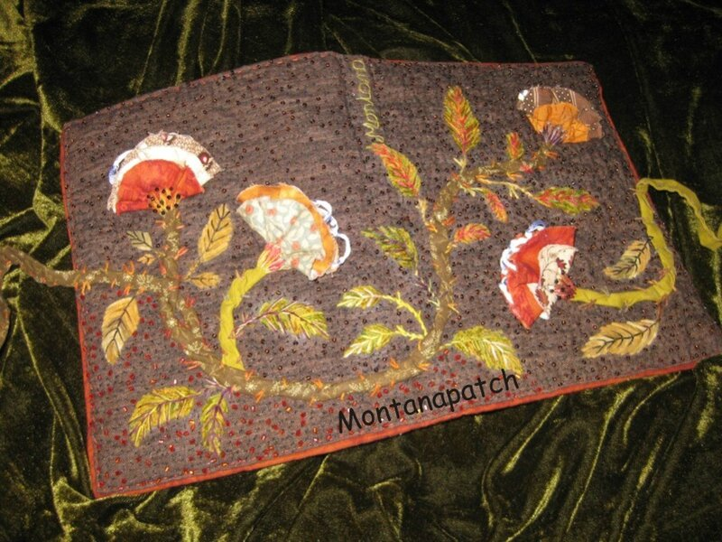 Montanapatch carnet 15 c