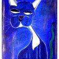 Blue cat 640 cadre CA