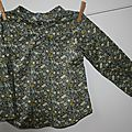 Blouse little boy 15