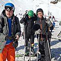 Ski cauterets 30 mars 2016