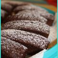 Financiers au chocolat