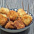 20 petites boulettes au thon pour apéritif dinatoire