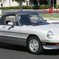 ALFA ROMEO - Spider 2.0 5 speed - 1984