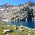Pic Ardiden 2988 m, août 2008