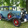 CHEVROLET Confederate 2door Sedan 1932 Baden Baden (1)
