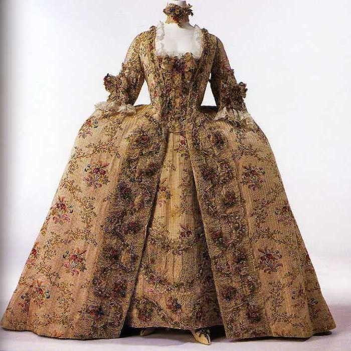 Bien-aimé Histoire de la mode en France ZU57