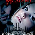 Vampire academy tome 2: morsure de glace de richelle mead
