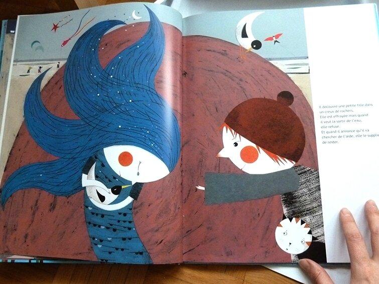 Mon amie la sirène - Nathalie Minne - rencontre