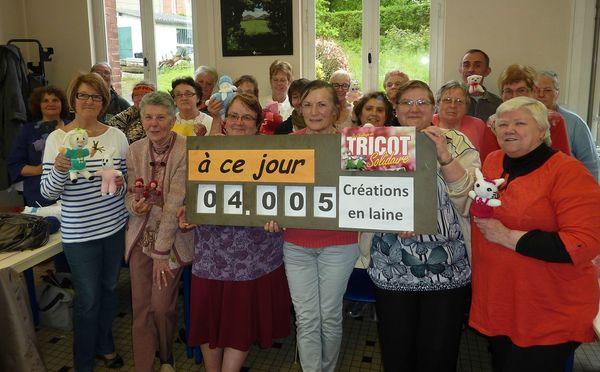 Les 1 an du Tricot Solidaire