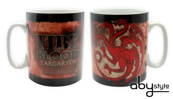 Boutique jeux de société - Pontivy - morbihan - ludis factory - Mug game of thrones 1