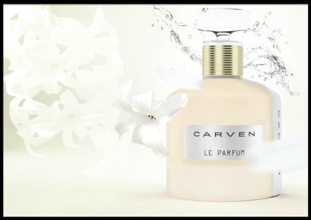 le parfum carven le blog de moon. Black Bedroom Furniture Sets. Home Design Ideas
