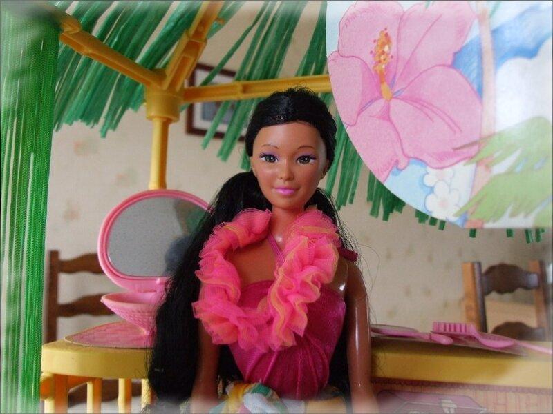 Barbie Tropiques 1987 : Miko