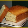 Le cornbread de ma voisine amricaine (pain  la farine de mas)