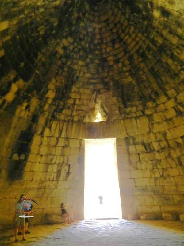 Le tombeau d'Agamemnon