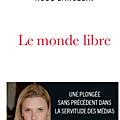Aude lancelin, « le monde libre »