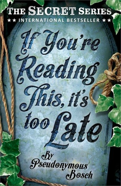 If you're reading-this-its-too-late