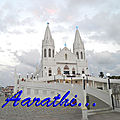 Velankanni Church Back View