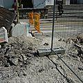 Sécurisez les cheminements piétons durant les travaux!