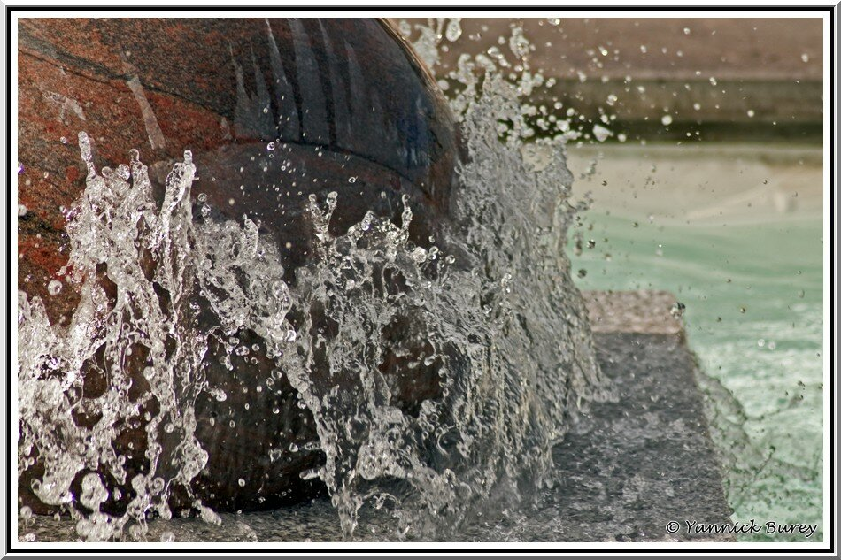 Water l'eau - 1/2...