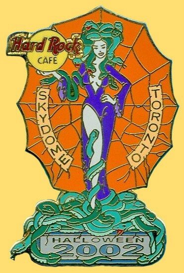 Pin's Halloween 2002 Hard Rock Cafe