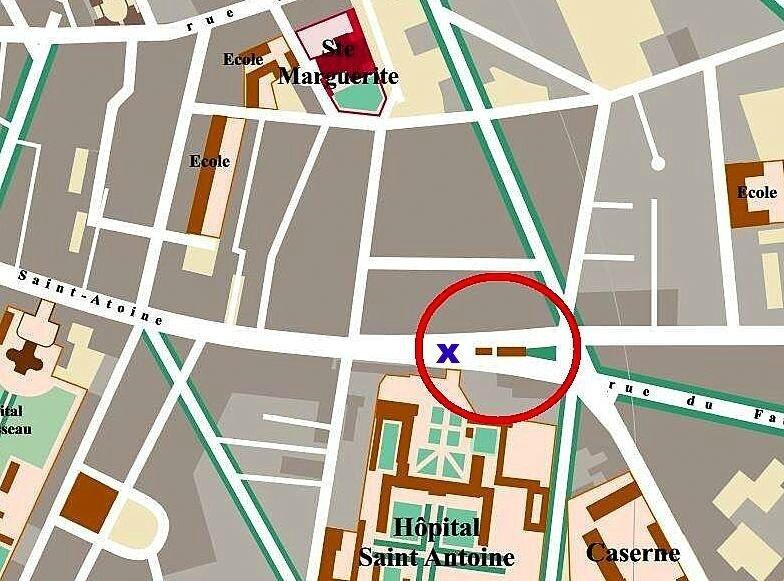 rue de la pointe montreuil