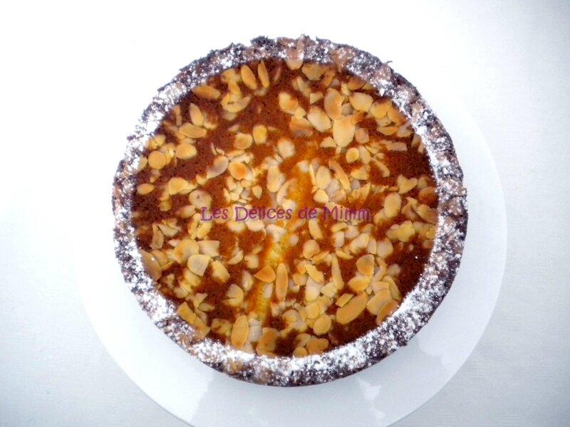 Le pain de Gênes - un gâteau de voyage