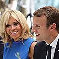 Macron... le président rhumé!!!