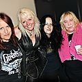 Session Photos GIRLSCHOOL (May 2013)