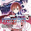 Sword art online progressive vol.2